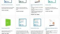 Office 2016 für Mac jetzt auch ohne Office-365-Abonnement erhältlich