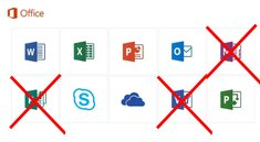 Office 2016: Nur bestimmte Programme installieren wie Word, Excel und PowerPoint – so geht's
