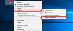 Lösung: PDF lässt sich nicht öffnen