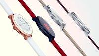 Pebble Time Round: Runde Smartwatch mit E-Paper-Display für iPhone und Android