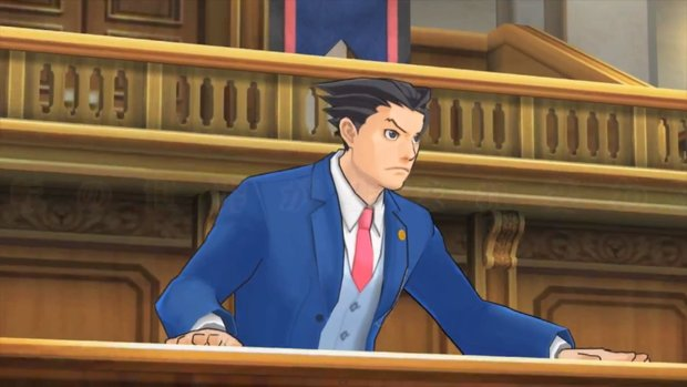 Phoenix Wright - Ace Attorney 6: Erstes Video aufgetaucht!