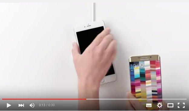 """""""It's Not a Phone, It's a Galaxy"""": Samsung verulkt iPhone 6s"""