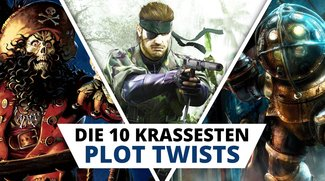 Mind Blown: Die 10 besten Plot-Twists in Videospielen