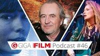 Wes Craven, kein Oscar für Victoria & Meryl Streep als Rockerbraut - GIGA FILM Podcast #46