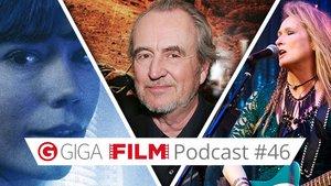 Wes Craven, kein Oscar für Victoria & Meryl Streep als Rockerbraut – GIGA FILM Podcast #46