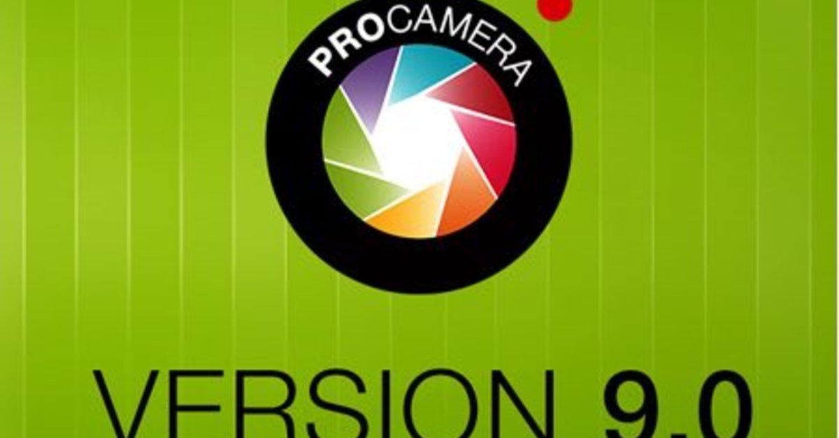 procamera f r iphone infos und download der kamera app giga. Black Bedroom Furniture Sets. Home Design Ideas