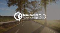 Quick Charge 3.0: Akkus von 0 auf 80 Prozent in 35 Minuten laden