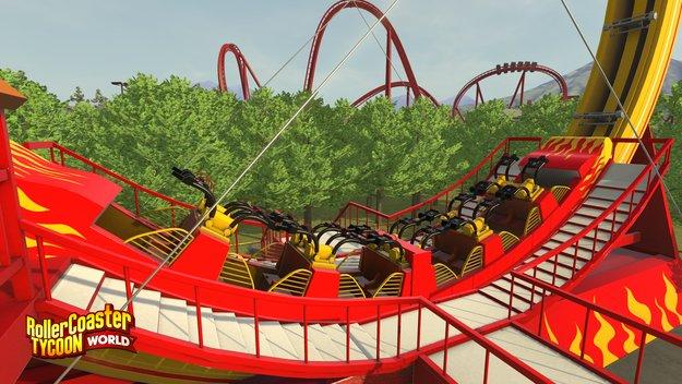 RollerCoaster Tycoon World hat einen Release-Termin!