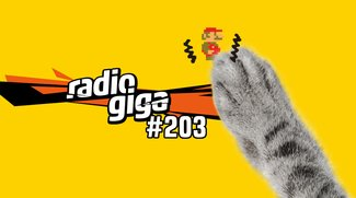 radio giga #203: 30 Jahre Erfolg - Warum lieben wir Super Mario?