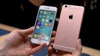 iPhone 6s: Roségold angeblich mit Abstand die beliebteste Farbvariante