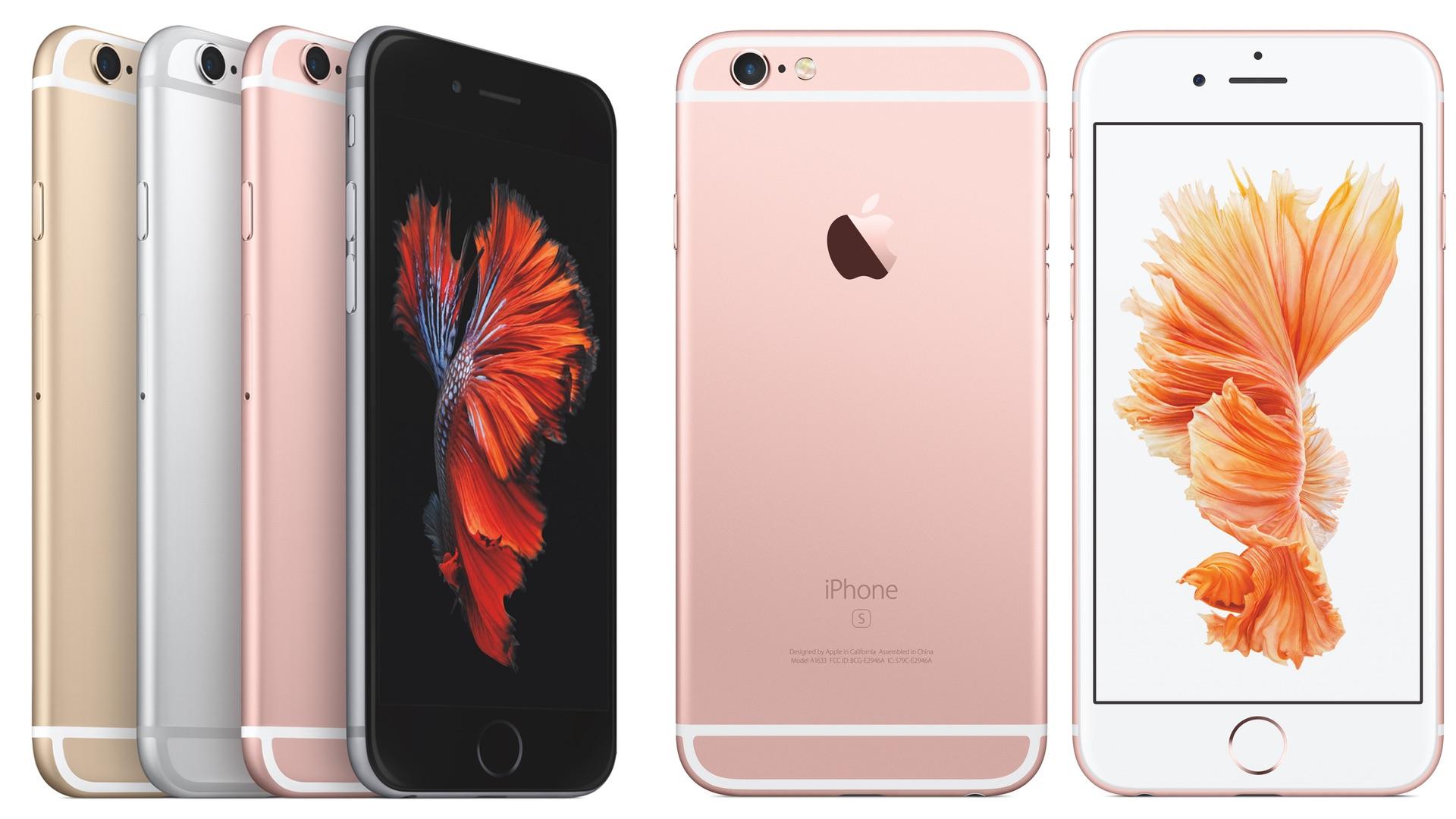 das ist das rosa iphone 6s giga. Black Bedroom Furniture Sets. Home Design Ideas