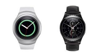 Samsung Gear S2 & Gear S2 Classic: Runde Smartwatches offiziell vorgestellt, optional mit 3G