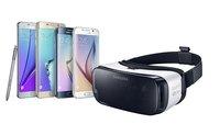 Samsung Gear VR: Neue Version kompatibel mit allen Samsung-Flaggschiffen 2015, kostet die Hälfte