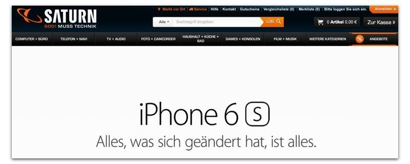 Iphone 6s media markt ratenzahlung