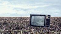 Fernseher entsorgen: Wohin mit dem alten TV-Gerät?
