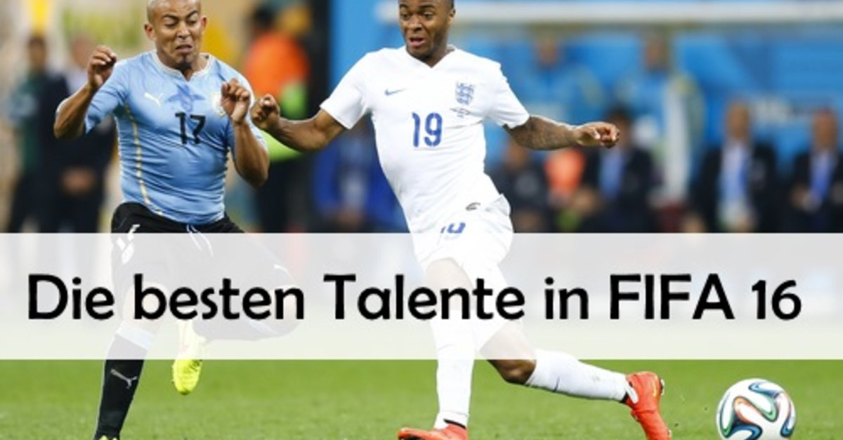 Fifa 16 Talente Geheimtipps Mit Potential Für Den Karrieremodus Giga