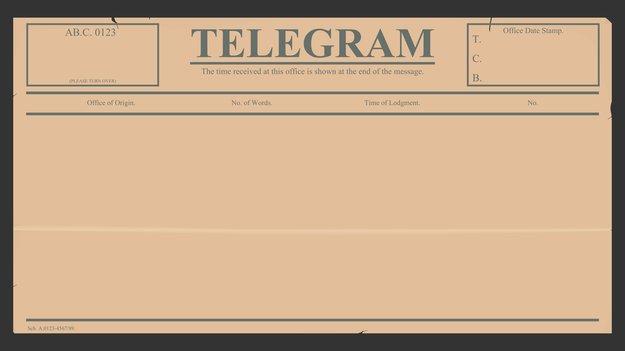 Telegramm verschicken: In Deutschland und ins Ausland - so sendet ihr einen besonderen Gruß