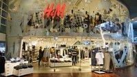 H&M: Kleidung abgeben und Gutschein erhalten – so geht's