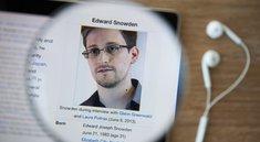 Edward Snowden bei Twitter: Offizieller Account gestern gestartet