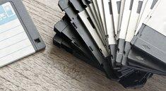 Wo kann man Disketten entsorgen?