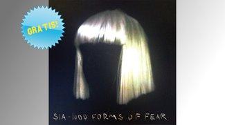 """Gratis-Album: """"1000 Forms Of Fear"""" von Sia kostenlos im Play Store downloaden"""