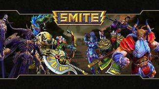 SMITE: PS4-Beta startet diesen Monat
