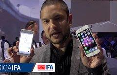 Sony Xperia Z5 Compact vs....