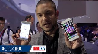 Sony Xperia Z5 Compact vs. iPhone 6: Kompakt-Smartphones im Videovergleich