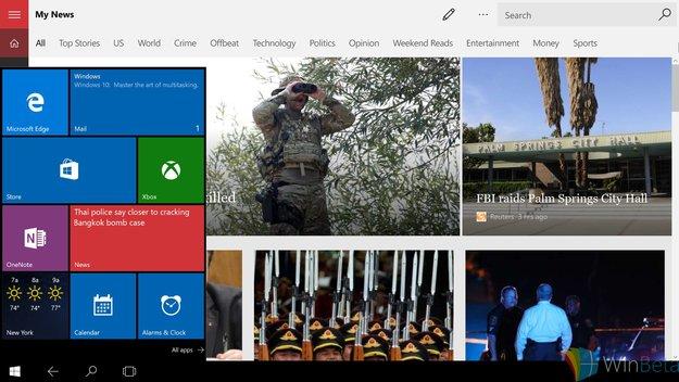 Windows 10: Continuum für Smartphones – Erfahrungsbericht aufgetaucht
