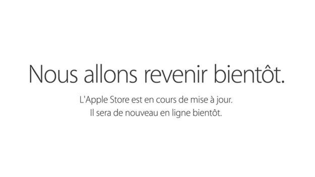 Apple Event zum iPhone 6s: Apple Store ist schon offline
