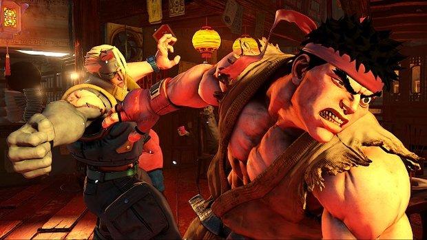 Street Fighter 5: Neuer Kämpfer Rashid teilt kräftig aus (Trailer)
