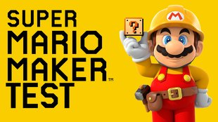 Super Mario Maker im Test: Der ultimative Mario-Baukasten?