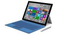 Microsoft: Dell verkauft Surface Pro 3 Tablets mit Enterprise Support