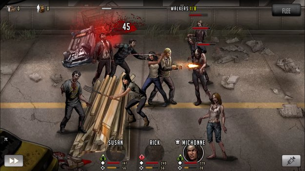 The Walking Dead – Road To Survival: Tipps, Tricks und Cheats für Android und iOS