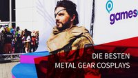 Das sind die besten Metal-Gear-Cosplays, die ihr je gesehen habt