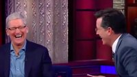 Tim Cook spricht bei Stephen Colbert über iPhone 6s, Apple Car, Steve Jobs und soziales Engagement