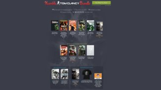 Humble Bundle: Tom Clancy-Spiele samt Beta-Zugang zu Rainbow Six: Siege im Angebot