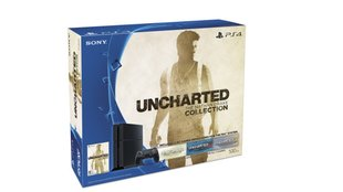 Uncharted Nathan Drake Collection: Auch im Bundle mit der PS4