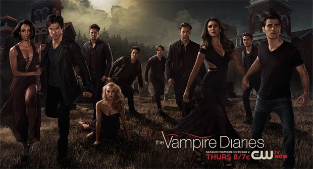 Vampire Diaries © The CW