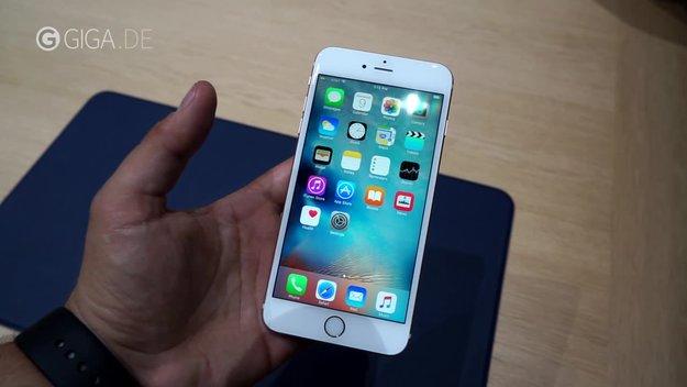 In den nächsten Jahren kein AMOLED-Display im iPhone