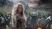 Mariah Carey gibt die Amazone in Werbeclip für Freemium-Spiel