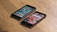 iPhone 6s Plus vs. Huawei Mate S: Schicke Phablets im Videovergleich