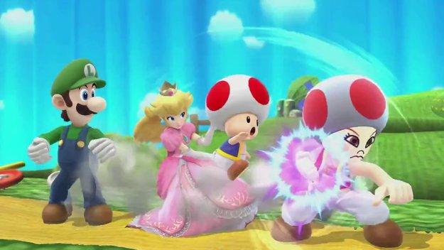 Super Smash Bros.: Auch Nintendo kann jetzt YouTube!