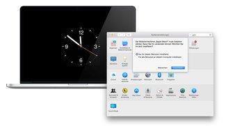 Installation: Apple Watch Bildschirmschoner