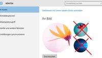 Windows 10: Alte Profilbilder löschen – So geht's