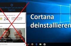 Windows 10: Cortana...