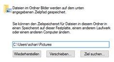 Windows 10, 7 und 8: Eigene Dateien auf andere Partition verschieben – so geht's