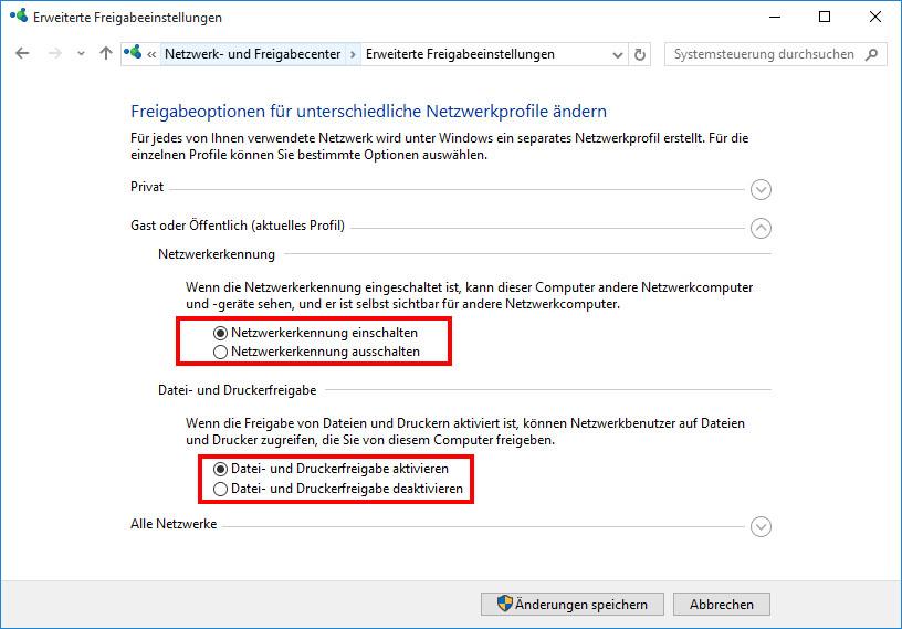 Windows 10 Kein Zugriff Auf Netzwerk Dateien Und Ordner So