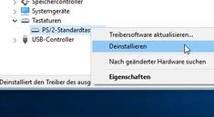 Windows 10: Tastatur geht nicht – Das könnt ihr tun