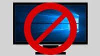 Update auf Windows 10 verhindern, abbrechen und Logo aus Taskleiste löschen – so geht's